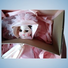 Two Madame Alexander Vinyl Dolls In Original Boxes