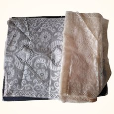Very Wide Early Lace