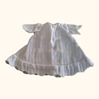 Simple White Doll Dress