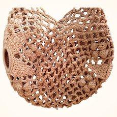 Crocheted Purse Small