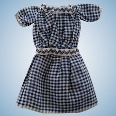 Dress For Small Doll