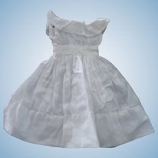Doll Pinafore/Dress Antique