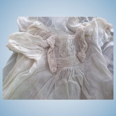 Long Gown For A Small Baby Doll