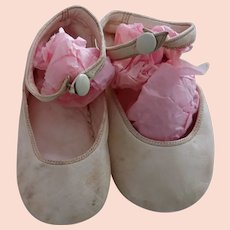 Leather Ankle Strap Baby Shoes