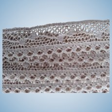 Early Lace For Doll Clothes, Lingerie Etc