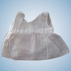 Small Slip With Attached Panties For Doll