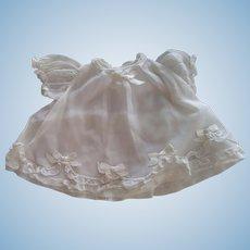 Organza Baby doll dress