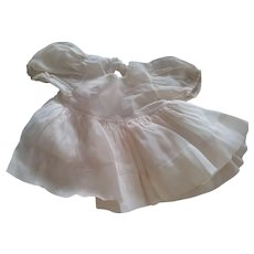 Baby Doll Dress For Pudgy Doll