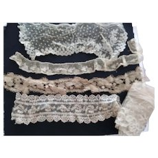 Lace Pieces, Old and Elegant