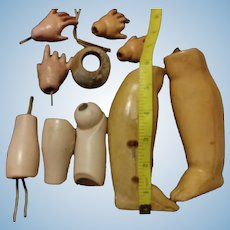 Doll Parts For Ball Jointed Dolls