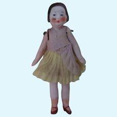 Tiny Flapper Doll