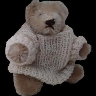 Tiny Steiff Bendy Bear