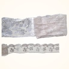 Two Pieces of Lace