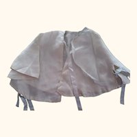 Silk Cape or Jacket For  Baby Doll