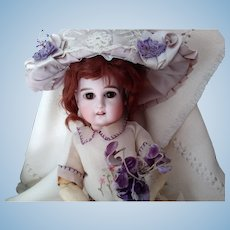 Petite French Trade Doll