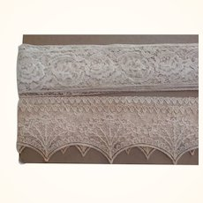 Tambour Lace and Another