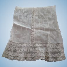 Dress Remnant For Doll Clothing
