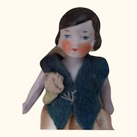 All Original Flapper Doll