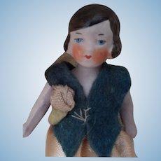 All Original Flapper Doll