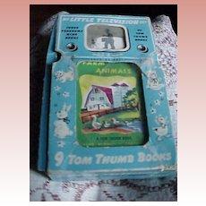 Set of Tom Thumb Books