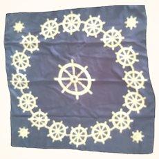 Amaryllis Paris Scarf Nautical Theme