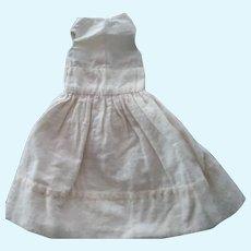Doll Flannel Slip and Pantaloons