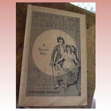 """Denison's Vaudeville Sketches """"A Special Sale"""""""