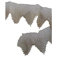 Gold Metal Lace