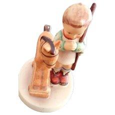 Hummel Figurine  Prayer Before Battle