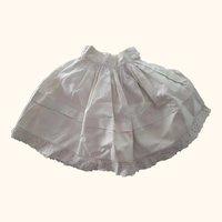 Doll Petticoat Lace Trim
