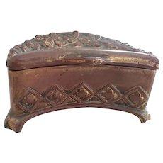 Odd Shaped Casket Box