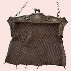 Flapper Mesh Bag, Needs Some Work