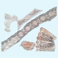 Bits and Bobs of Lace and Trim