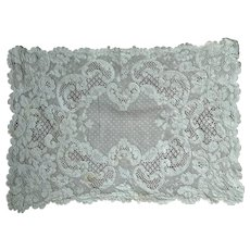 Tambour Lace Doily