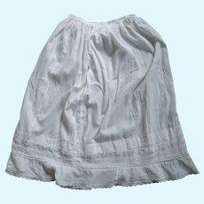 Victorian/Edwardian Dress Remnant