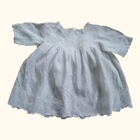 Doll/Toddler Dress With Lots of Details