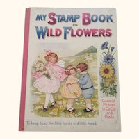 My Stamp Book Of Wild Flowers