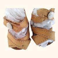 Vintage Doll Sandals