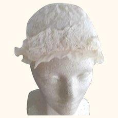 Lace Sleep Cap