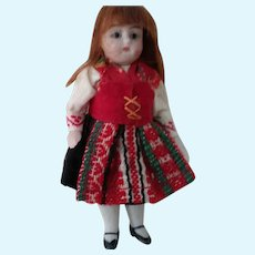 All Original All Bisque Doll