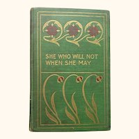 She Who Will When She May