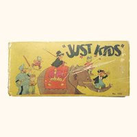The Adventures of Just Kids