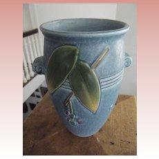 "Weller ""Cornish"" Pottery Vase"