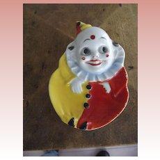 Googly Eyed Clown dish