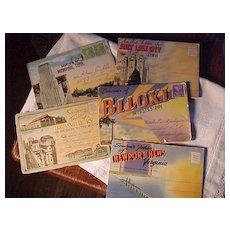 Lot of Souvenir Postcards