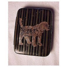 Cigarette Holder With Dog Design