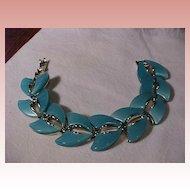 Pretty Blue Bracelet
