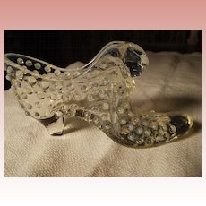 Hobnail Shoe