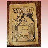 Denison's Vaudeville Sketches