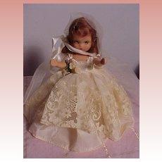 Sweet Nancy Ann  Storybook Doll